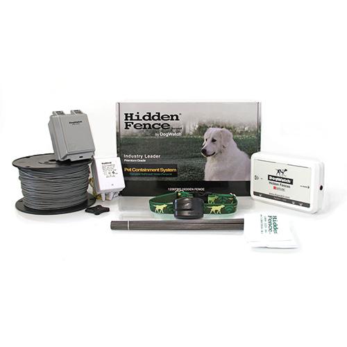 Electric Dog Fence Diy Dogwatch 174 1200fmd Hidden Fence